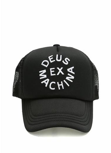 Deus Ex Machina Şapka Siyah